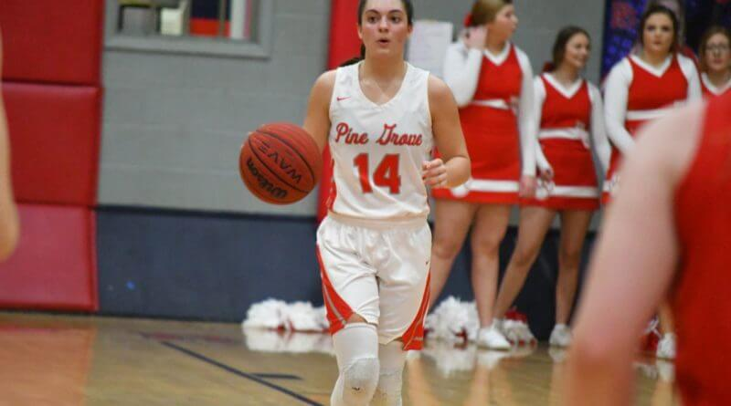 Pine Grove's Kenzie Miller named to preseason All State team
