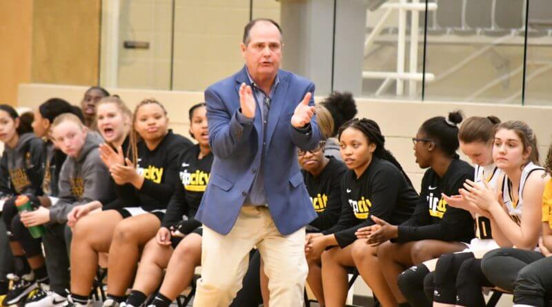 Ripley's Steve Willey named statewide girls basketball coach of the year