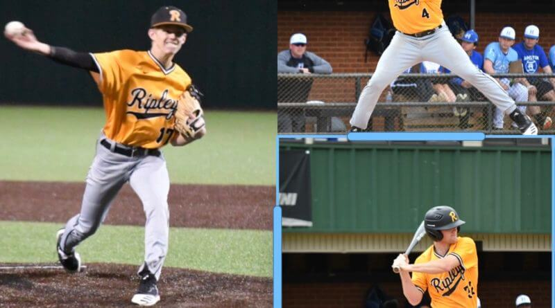 Trio of Tiger baseball players make roster for State Games of Mississippi