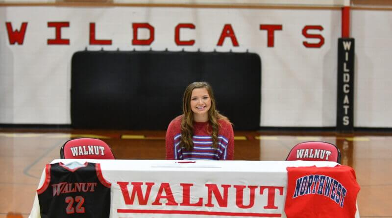 Walnut standout Claire Leak signs to play basketball at Northwest