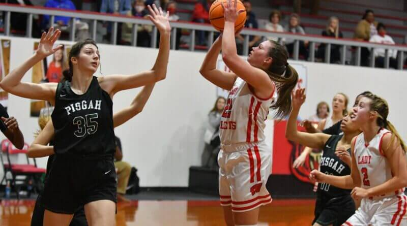 Walnut, Pine Grove and Blue Mountain girls advance in playoffs as Ripley girls season ends