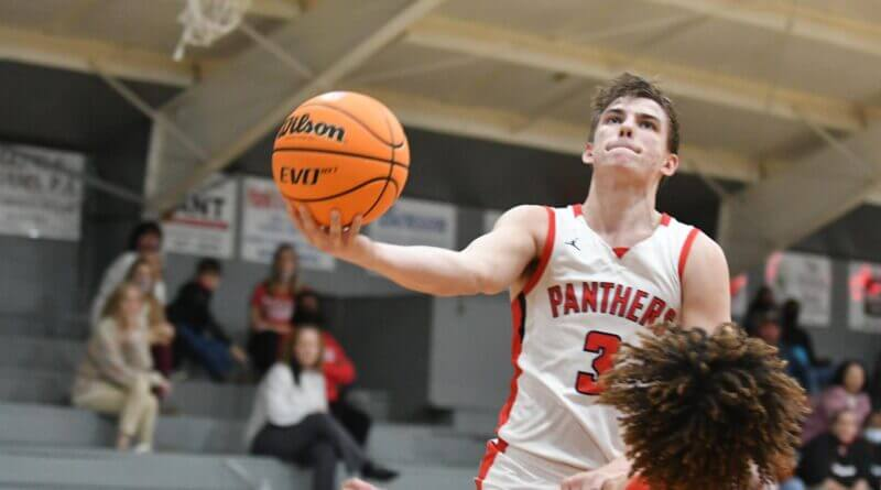 Rowland, Panthers use hot shooting to advance past Houlka in playoffs