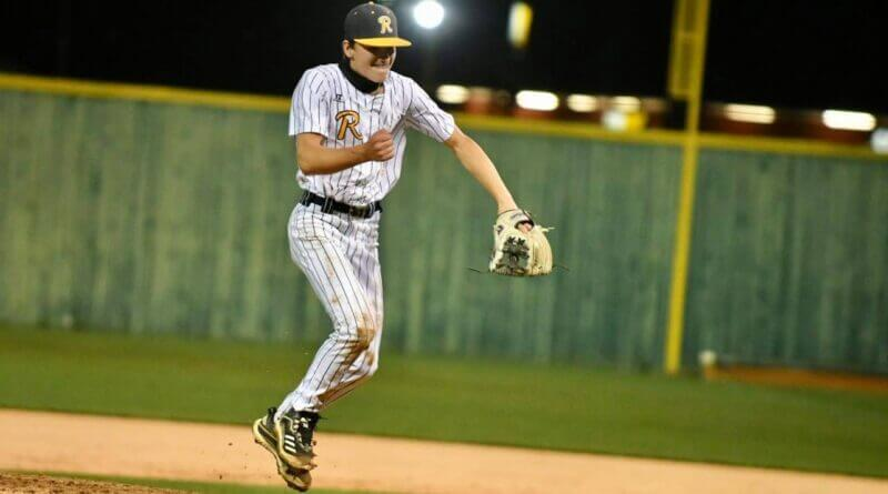 Big hits and ace pitching from Freshman Ty Long give Ripley 1-0 series lead