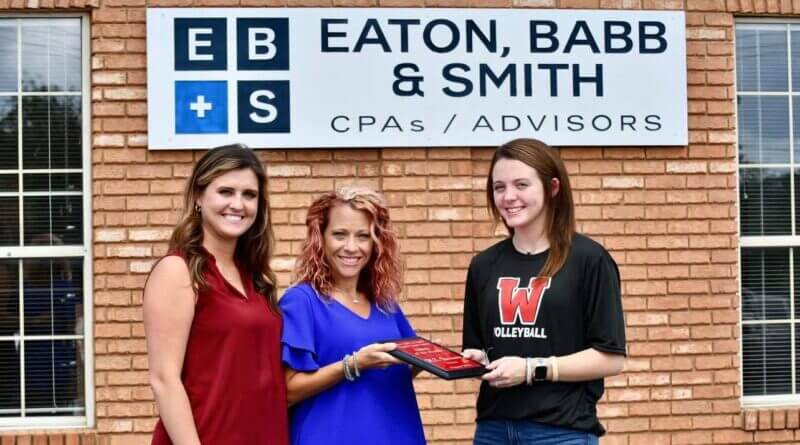 August 2021 Athlete of the Month presented by Eaton, Babb & Smith is Walnut's MK Vuncannon